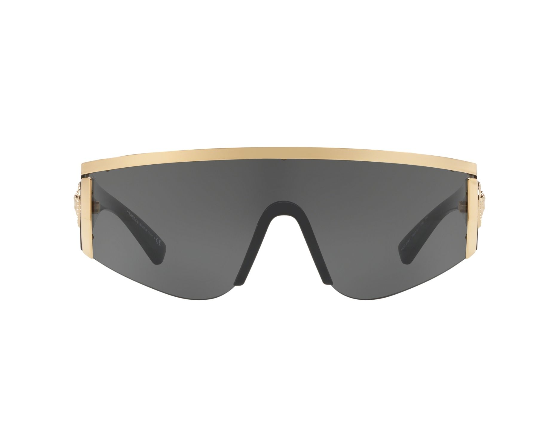 Sunglasses Versace VE-2197 100087 - Black Gold 360 degree view 1