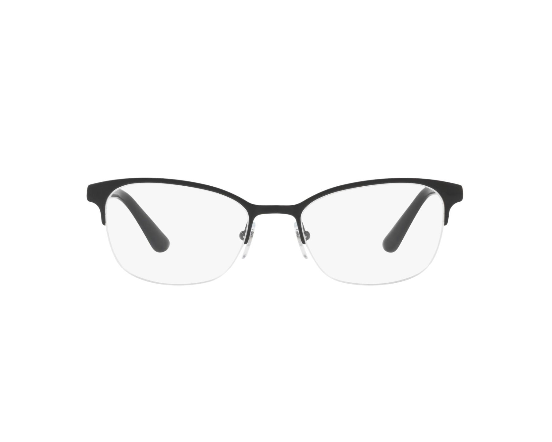 ceb097fd28 eyeglasses Vogue VO-4067 352 - Black Silver 360 degree view 1