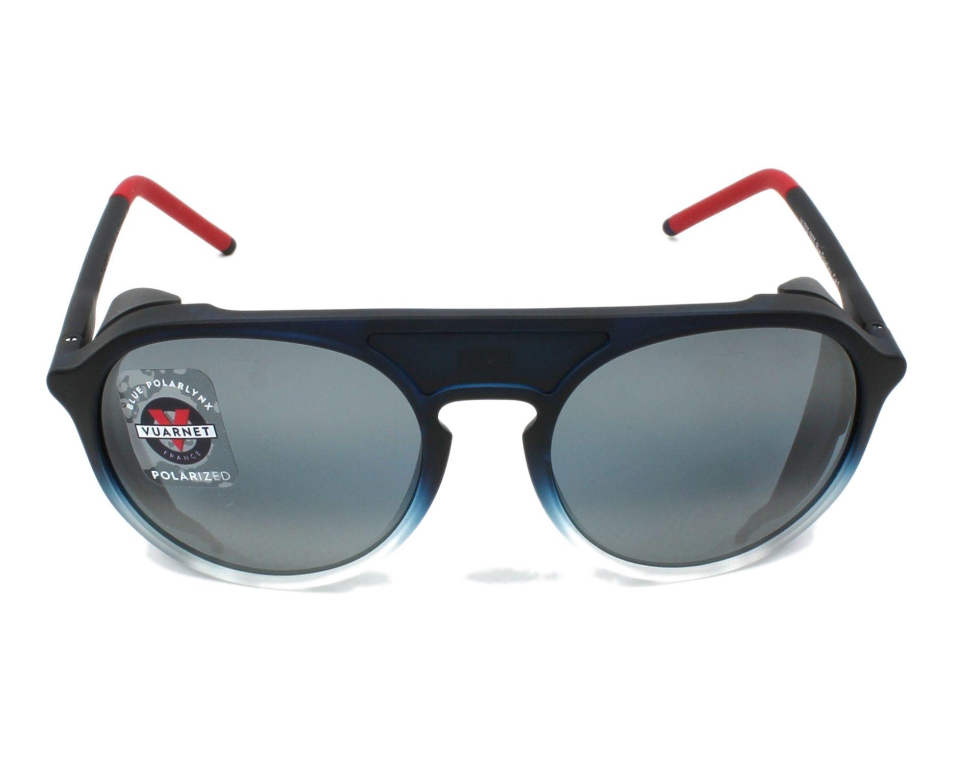 e65bd451b1cbf Sunglasses Vuarnet VL-1709 0003-0636 51-18 Black Crystal front view