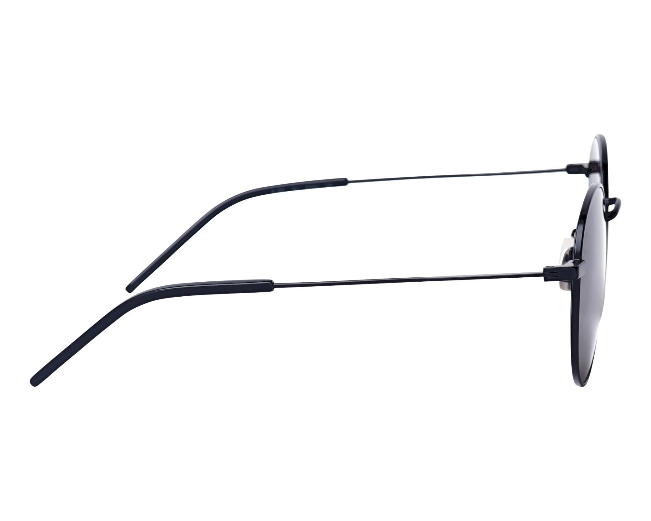 d92746de703 Sunglasses Yves Saint Laurent SL-250 001 52-21 Black side view